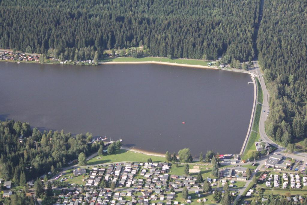 Geyer, Teich